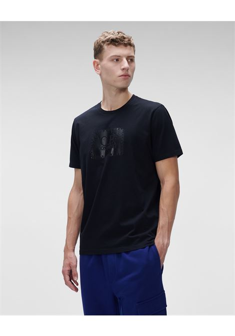 t-shirt jersey label logo C.P. Company   T-shirt   11CMTS038A-005100W999