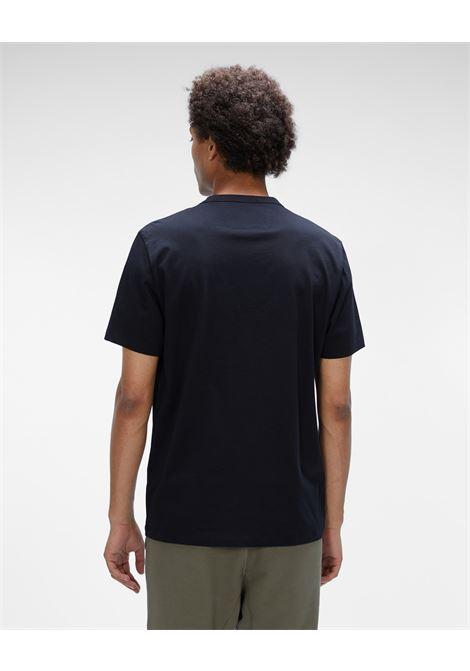 t-shirt jersey logo bedge C.P. Company   T-shirt   11CMTS044A-005100W999