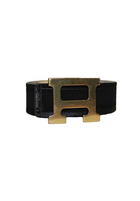 cintura scamosciata Daniele Alessandrini | Cintura | NL6384A41061