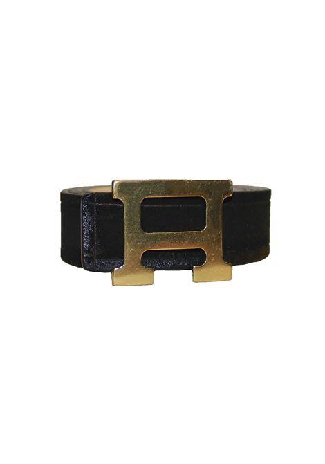 cintura scamosciata Daniele Alessandrini | Cintura | NL6384A410634