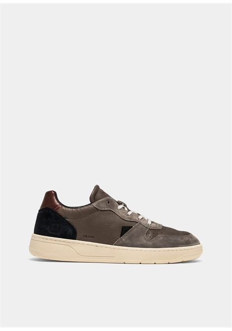 court leather gray D.A.T.E. | Sneakers | M351-CR-LE-GYGRAY