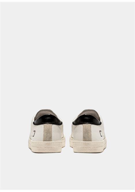 hill low vintage calf D.A.T.E. | Sneakers | M351-hl-vc-wbWHT-BLK
