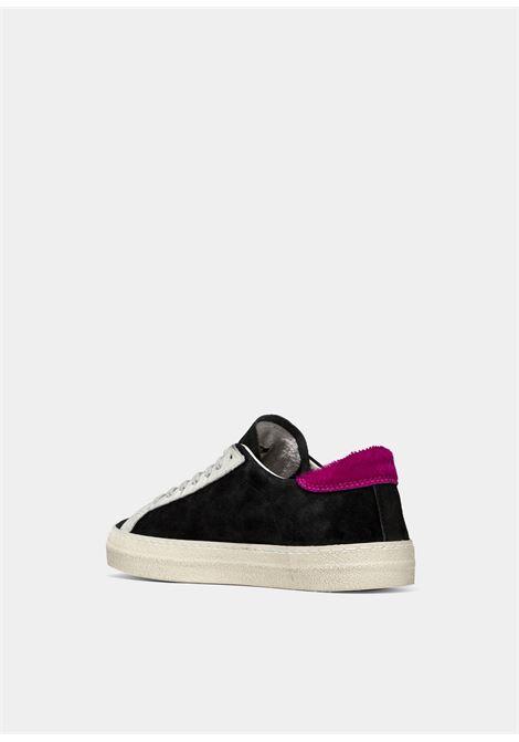 hill low pop D.A.T.E. | Sneakers | W351-HL-PO-BKBLACK
