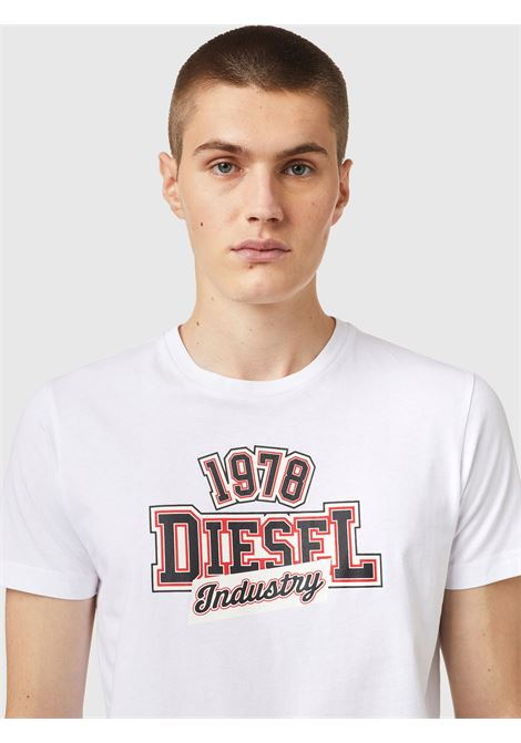 t-diegos-k26 Diesel | T-shirt | A03365-0GRAI100