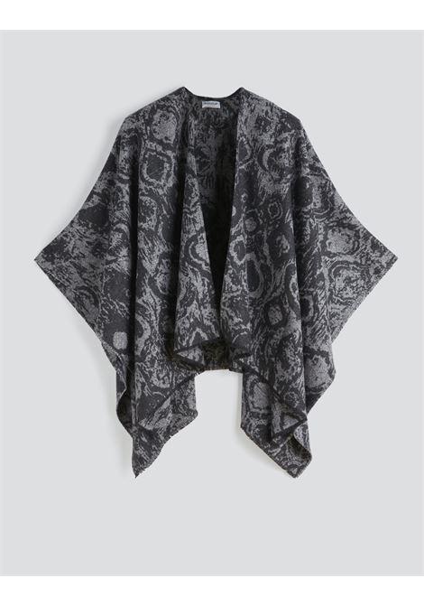 Poncho in lana Dondup | Poncho | WK258-Y00507D-XXX997