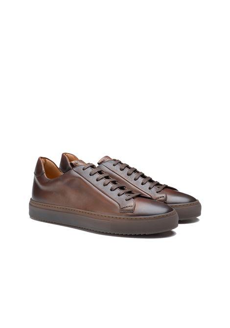 sneakers low Doucal's | Sneakers | DU1796KOBEUF188RM04TRIUMPH MARRONE