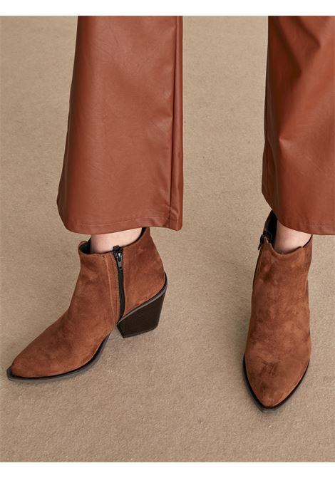 Stivaletti texani Emme Marella | Stivali | SAPONE001