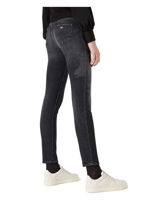 Jeans effetto delave Emporio Armani | Jeans | 6K2J23-2DJ0Z00005
