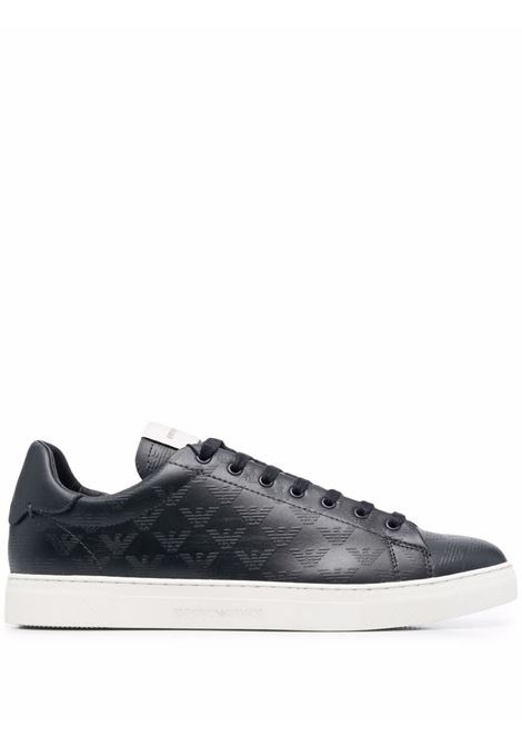 Sneakers con stampa Emporio Armani | Sneakers | X4X554-XM995N151