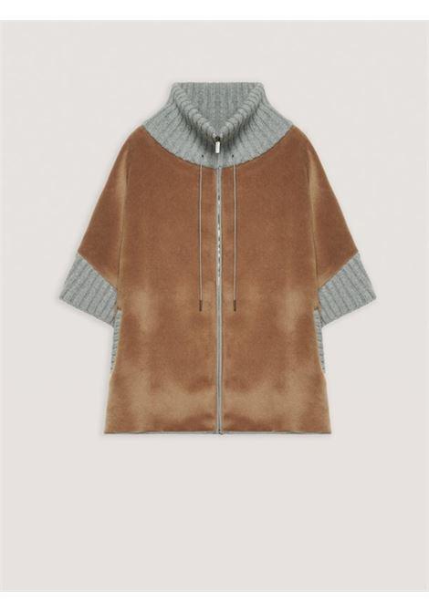 Cappa in lana Fabiana Filippi | Cappa | CTD221W235F5400122