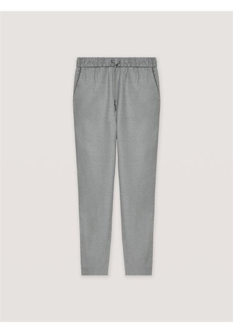 Pantalone in flanella di lana Fabiana Filippi | Pantalone | PAD221W348D1868132
