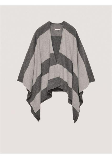 Poncho in lana Fabiana Filippi | Poncho | SAD221W411F661VR1