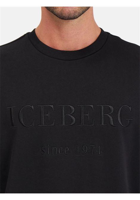 Felpa girocollo Iceberg | Felpa | E050-63009000