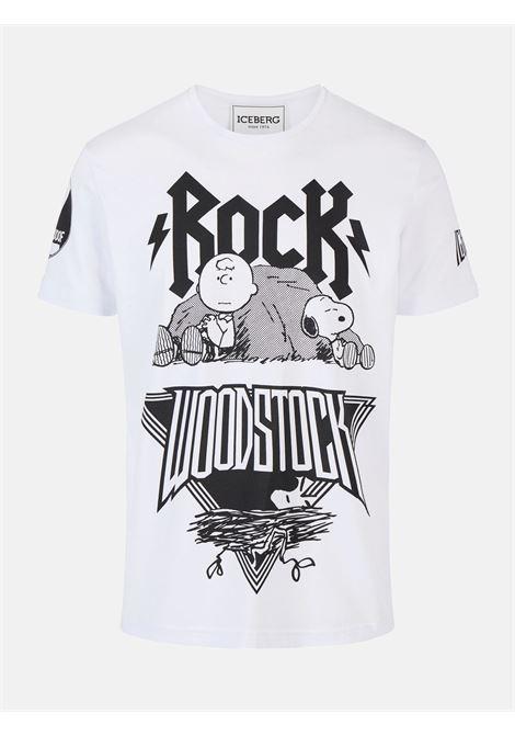 T-shirt a maniche corte Iceberg | T-shirt | F013-63011101