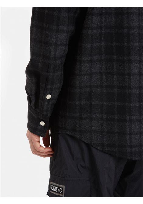 camicia quadro Iceberg | Camicia | G050-3017Q982