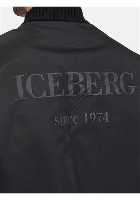 Bomber in nylon Iceberg | Giubbotto | O090-53479000