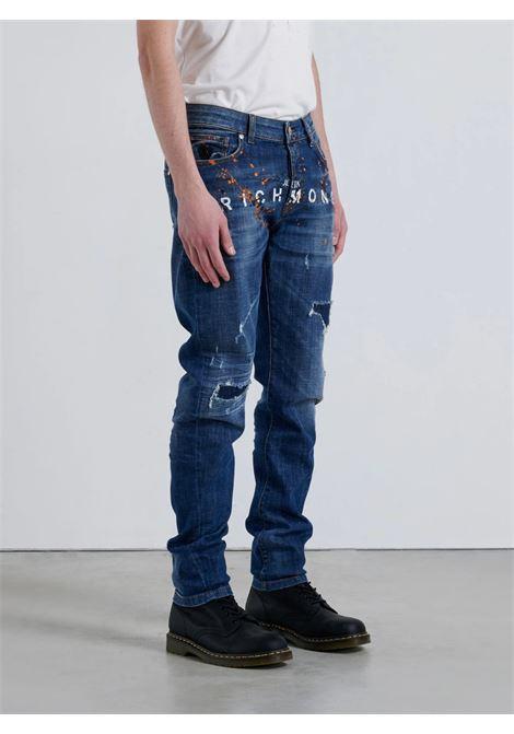 balkir(mick) John Richmond | Jeans | RMA21010JE9GC.BLUE MED