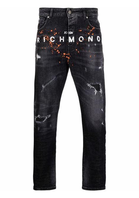 balkir(mick) John Richmond | Jeans | RMA21010JE9GD.BLACK