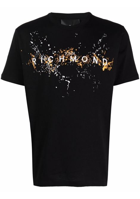 T-shirt ilesandi John Richmond | T-shirt | RMA21132TSA8BLACK
