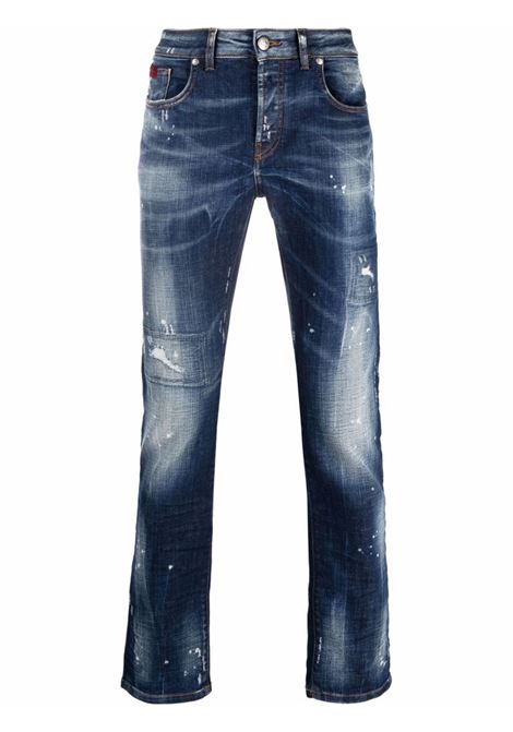 Jeans antonius John Richmond | Jeans | RMA21213JE9GD.BLUE MED