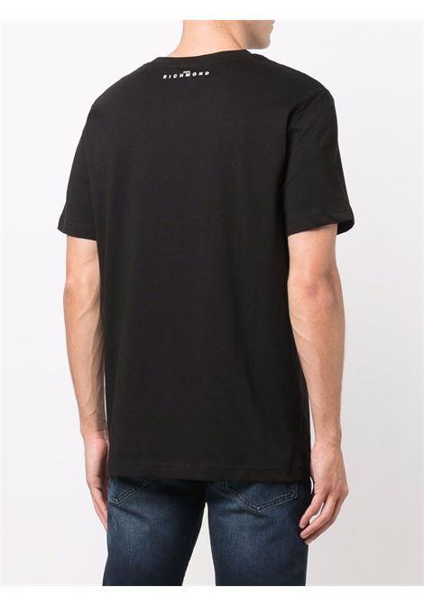 mcenroe John Richmond | T-shirt | RMA21312TS9FBLACK