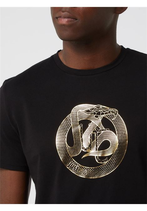 T-shirt con stampa Just Cavalli   T-shirt   S03GC0638900