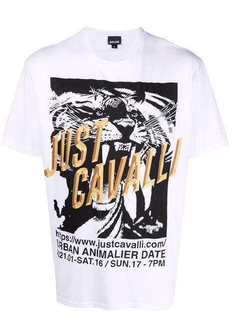 T-shirt Tiger Just Cavalli   T-shirt   S03GC0647100
