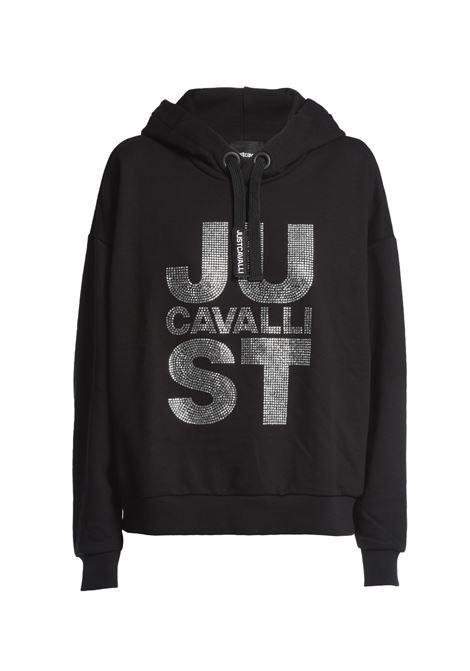 Felpa con cappuccio Just Cavalli | Felpa | S04GU0126-N25189900