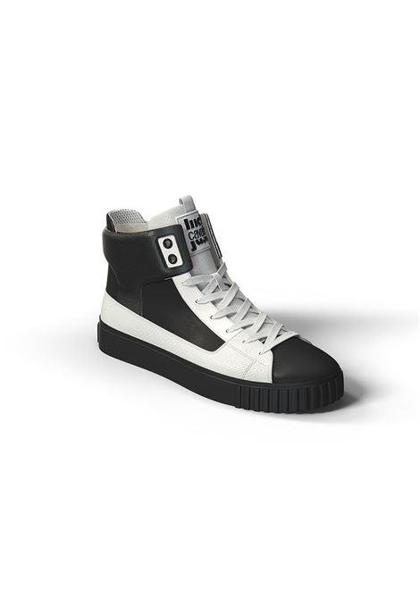 Sneakers in pelle Just Cavalli | Sneakers | S12WS0183-P0639968