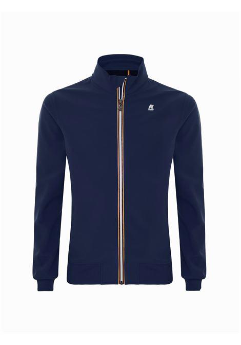 arsene bonded jacket short K-Way | Jacket | K111B1WA2D