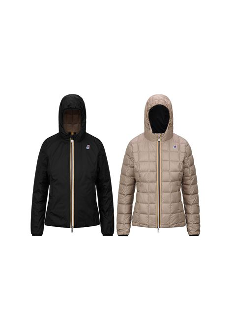 lily thermo plus 2 double K-Way   Jacket   K111BHWAA0