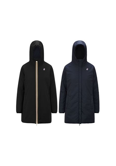 sophie warm double jacket mid K-Way   Jacket   K111J8WA3C