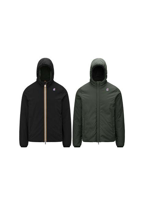 jacques warm double K-Way   Jacket   K111JKWAA7
