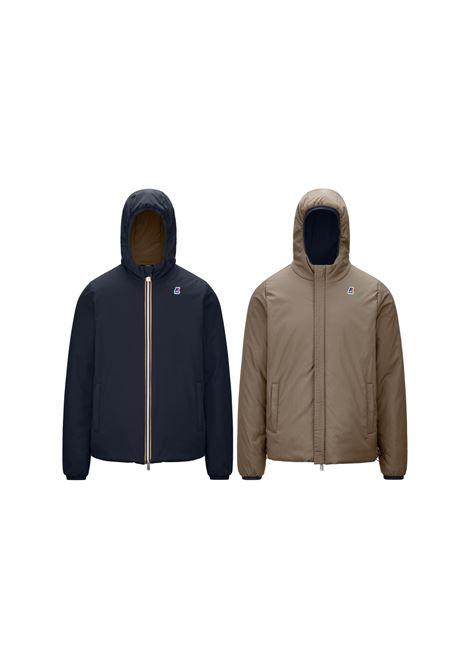 jacques warm double K-Way   Jacket   K111JKWABL