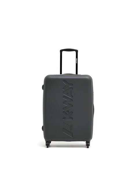 k-air cabin trolley K-Way   Valigia   K111JMW906