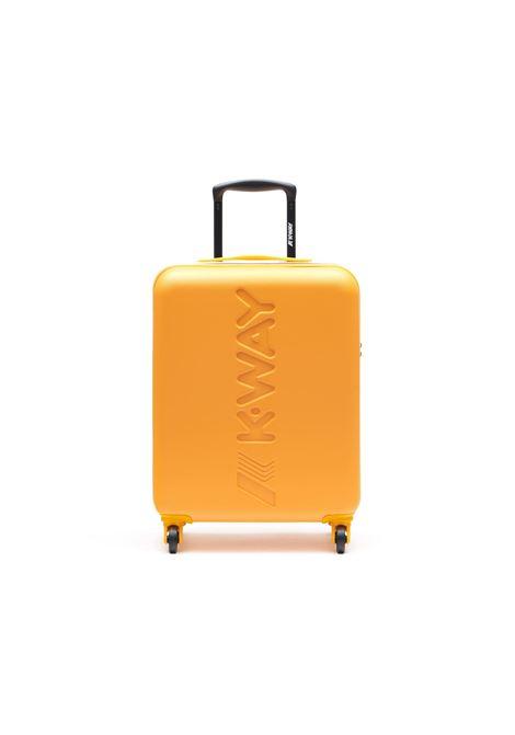 k-air cabin trolley K-Way | Valigia | K111JMW921
