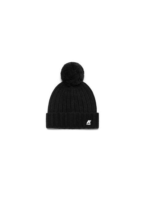 vincienne rib stitch hat K-Way | Cappello | K31147WUSY