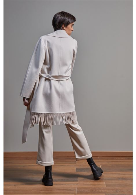 Cappotto con frange Kaos | Giacca | NI1NT0121041
