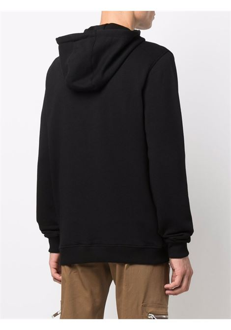 hooded sweater with lh logo Les Hommes | Felpa | LLH451758P9000