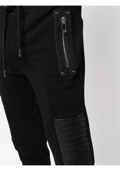 sweatpants with zip Les Hommes | Pantafelpa | LLJ101758L9000