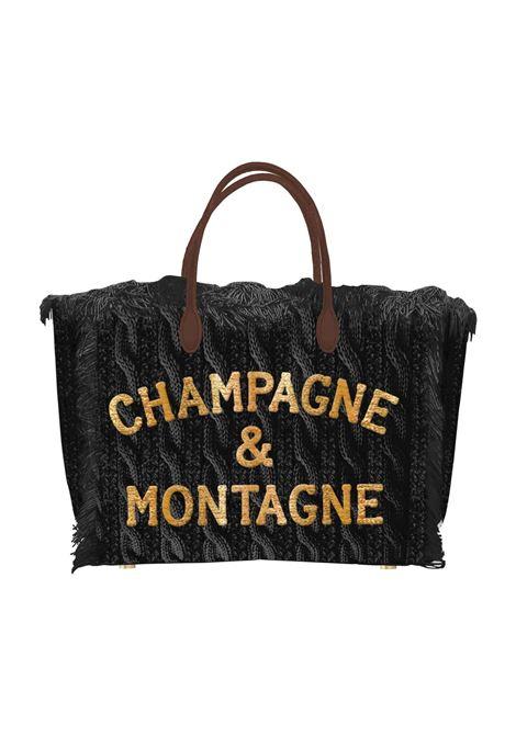 colette w bag MC2 Saint Barth | Borsa | COL0003TRIM0R