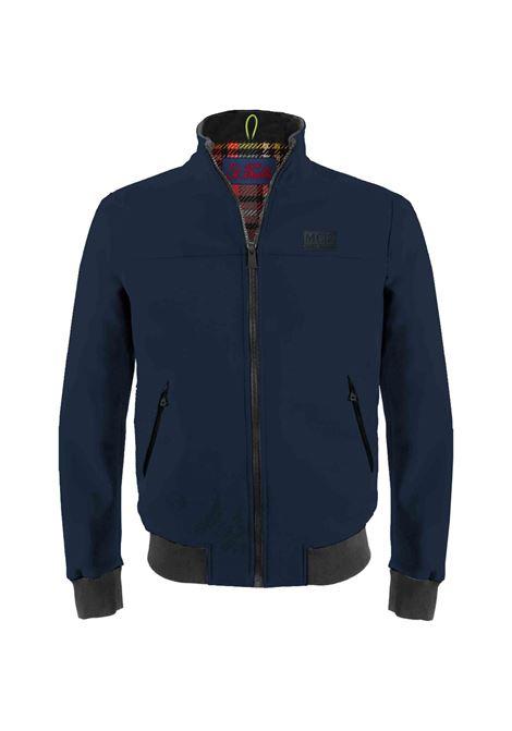 jacket with zipped pocket MC2 Saint Barth | Jacket | COUN01361TR10