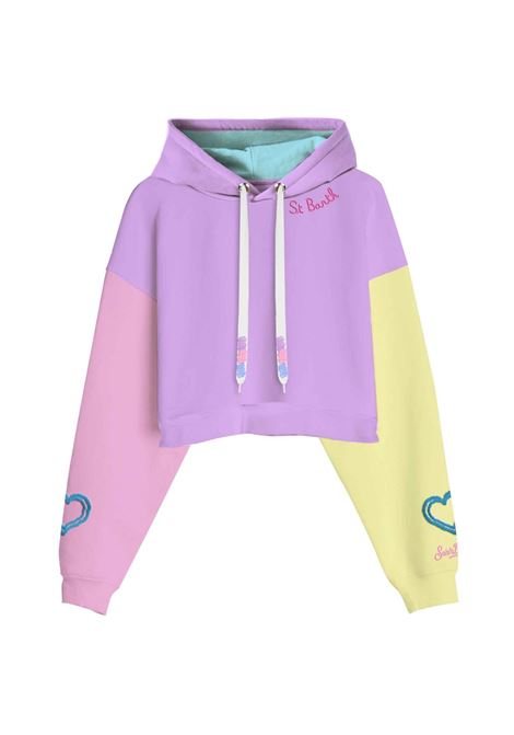 mindy yoga sweatshirt MC2 Saint Barth | Felpa | MIND001EMHP24