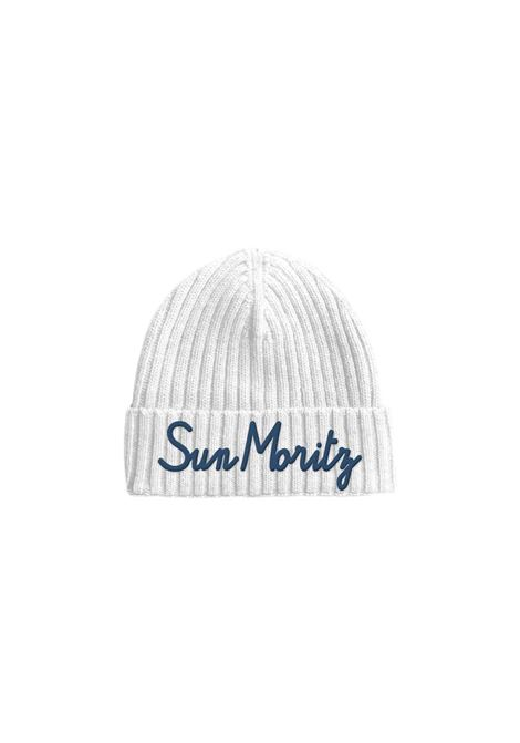 wengen knitted cap MC2 Saint Barth | Cappello | WENG001EMSM06