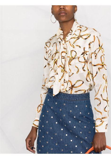 Blusa a fantasia Moschino Boutique | Camicia | A0201-61481003