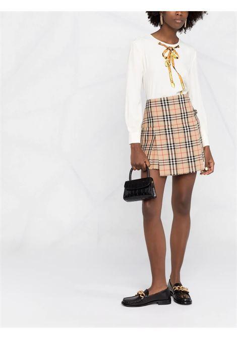 Blusa stampata Moschino Boutique | Camicia | J0218-61371003