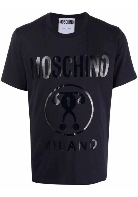 T-shirt logata Moschino Couture | T-shirt | A0712-7039510
