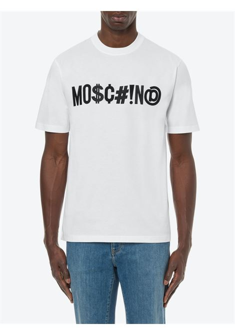 T-shirt in jersey Moschino Couture | T-shirt | A0713-70401001