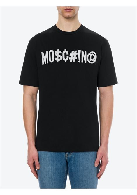 T-shirt in jersey Moschino Couture | T-shirt | A0713-70401555