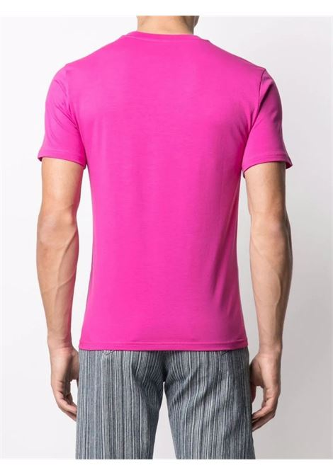 T-shirt stampata Moschino Couture | T-shirt | A0729-70391235
